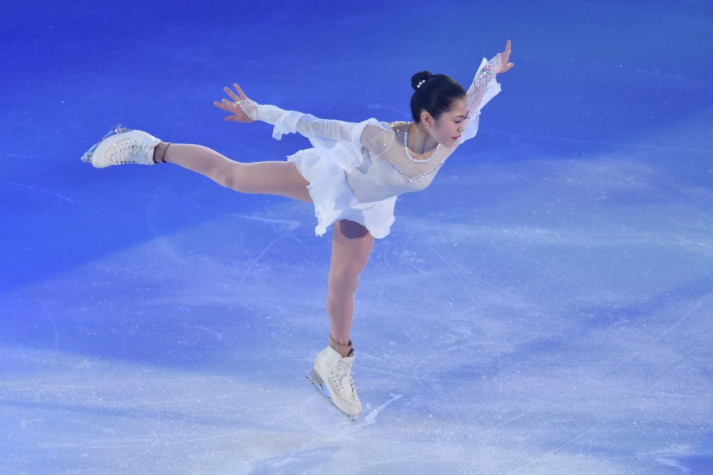 Satoko Miyahara will be one to watch in the women's event
