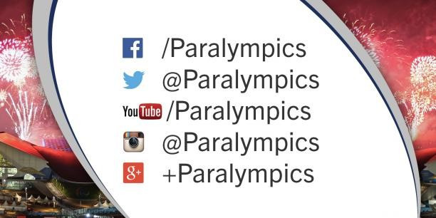 The International Paralympic Committee has made changes to its social media platforms ©IPC