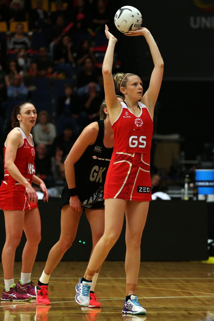 England Netball announce sports bra deal
