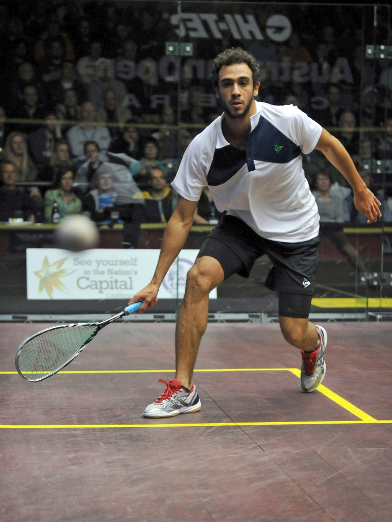 Ashour becomes second high profile departure from Windy City Open