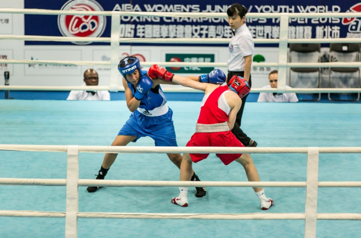 Chinese fighter beats home favourite at AIBA Women's Junior and Youth World Championships