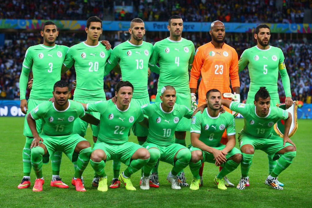 Algeria are the reigning champions after winning the 2019 title with a 1-0 victory over Senegal in the final ©Getty Images