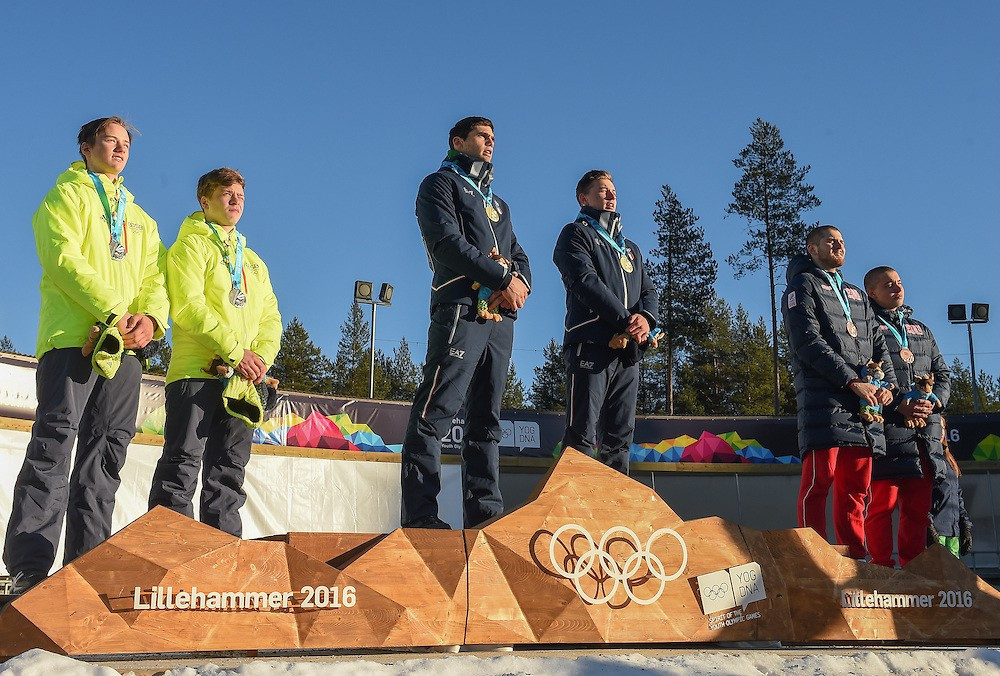 Winter Youth Olympic Games: Day three of competition