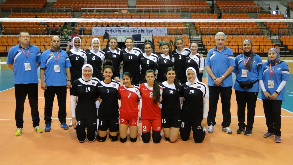 Egypt to meet Cameroon for Rio 2016 volleyball berth