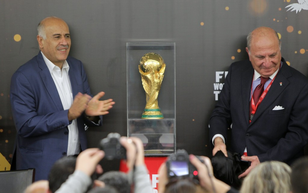 PFA President Jibril Rajoub has said he intends to go forward with their proposal to get the IFA suspended from FIFA