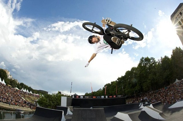 BMX freestyle park added as new cycling discipline