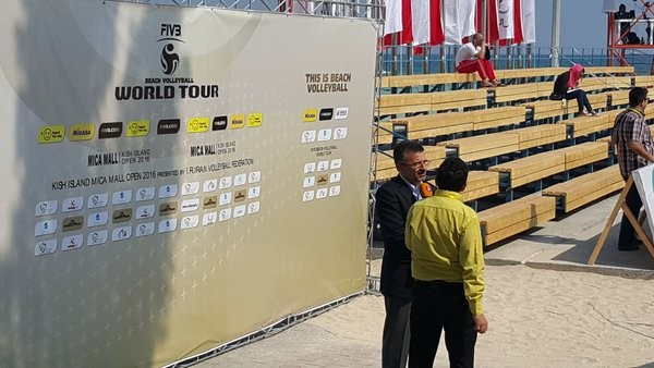 """Women refused entry to Iranian FIVB Beach Volleyball World Tour event after """"misunderstanding"""""""