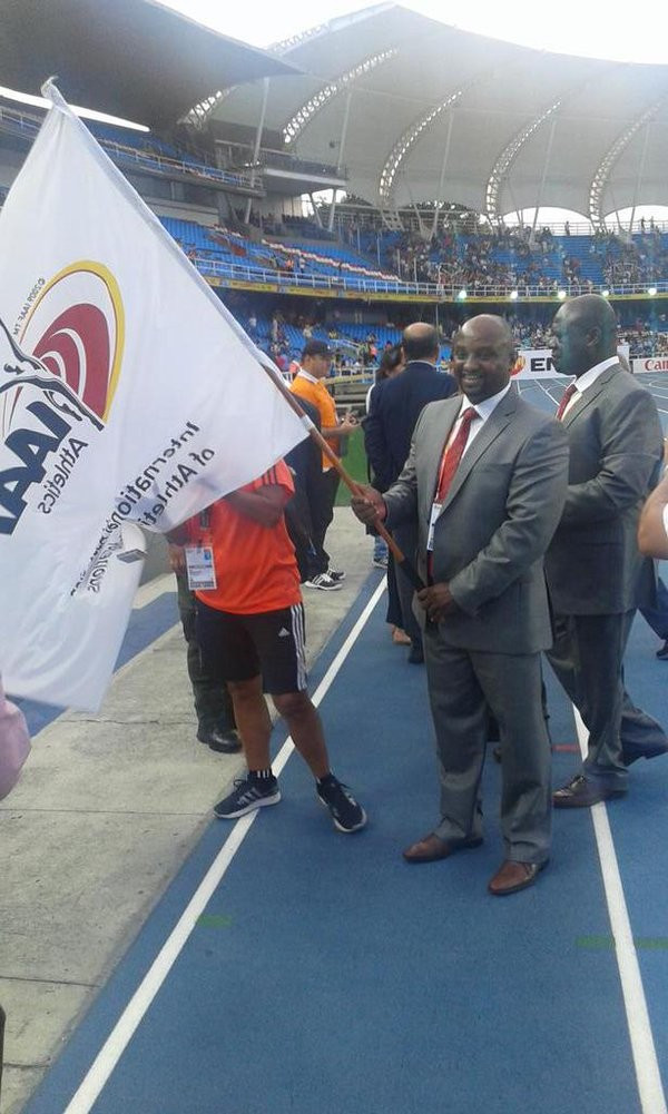 Athletics Kenya chief executive asks to stand aside for 21 days over bribery claims