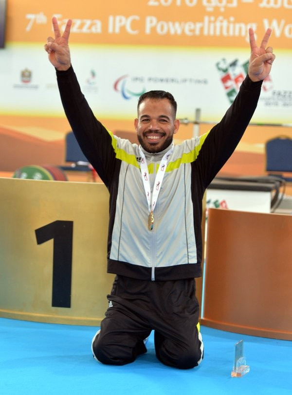 Egypt's Othman breaks own world record on way to IPC Powerlifting World Cup triumph