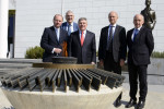 President Bach leads celebrations marking centenary of IOC's move to Lausanne