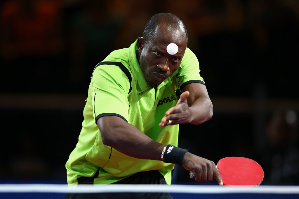 Toriola reaches quarter-final at African table tennis qualifier to keep bid for seventh straight Olympics alive