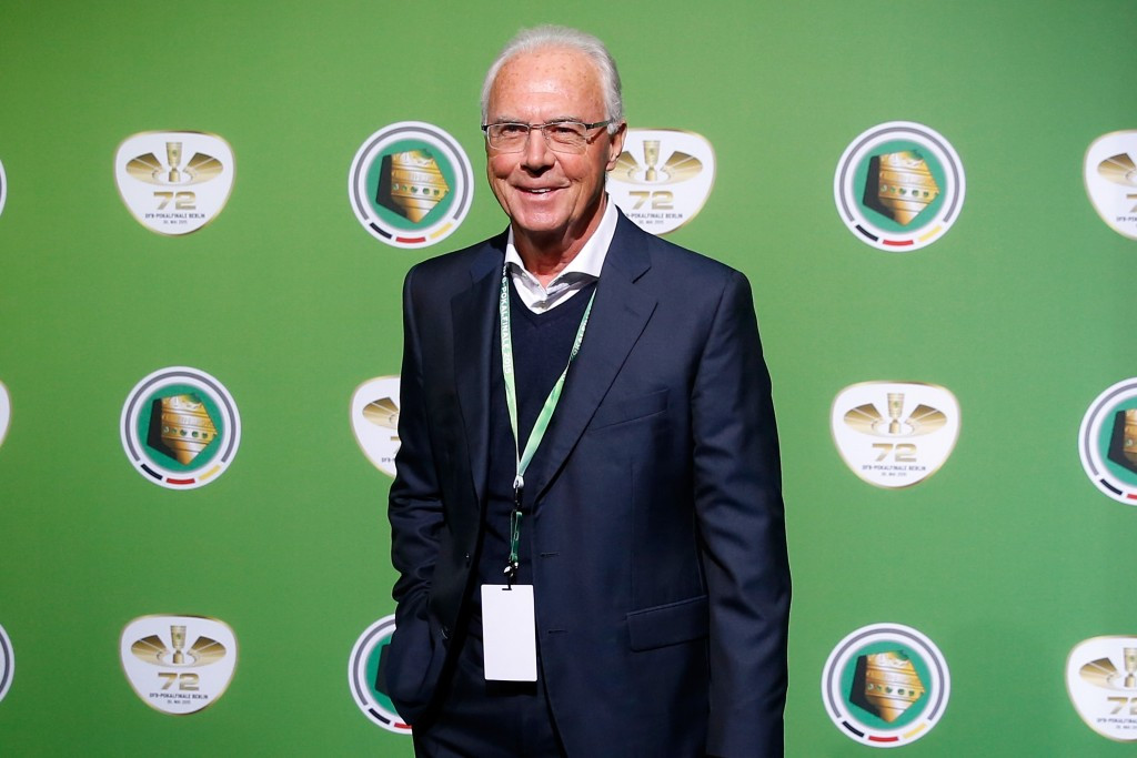 Beckenbauer fined and warned by FIFA's Ethics Committee