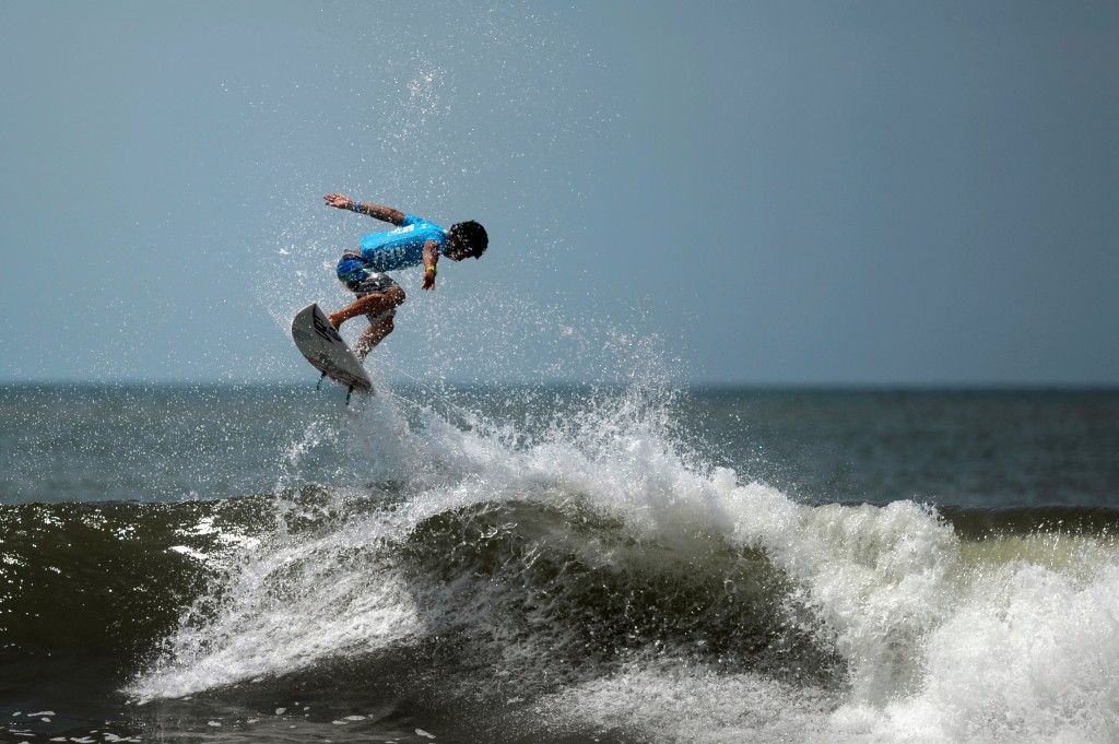 Surfing is bidding for inclusion on the Olympic programme at Tokyo 2020