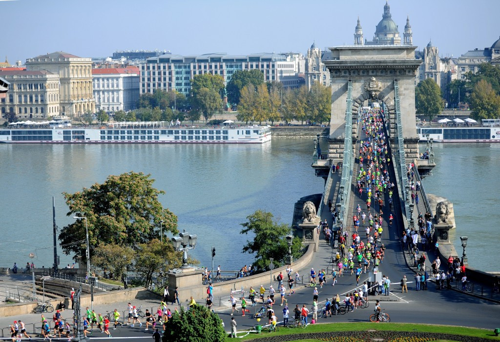 Budapest say the Olympics in the Hungarian capital would be a new beginning ©Getty Images