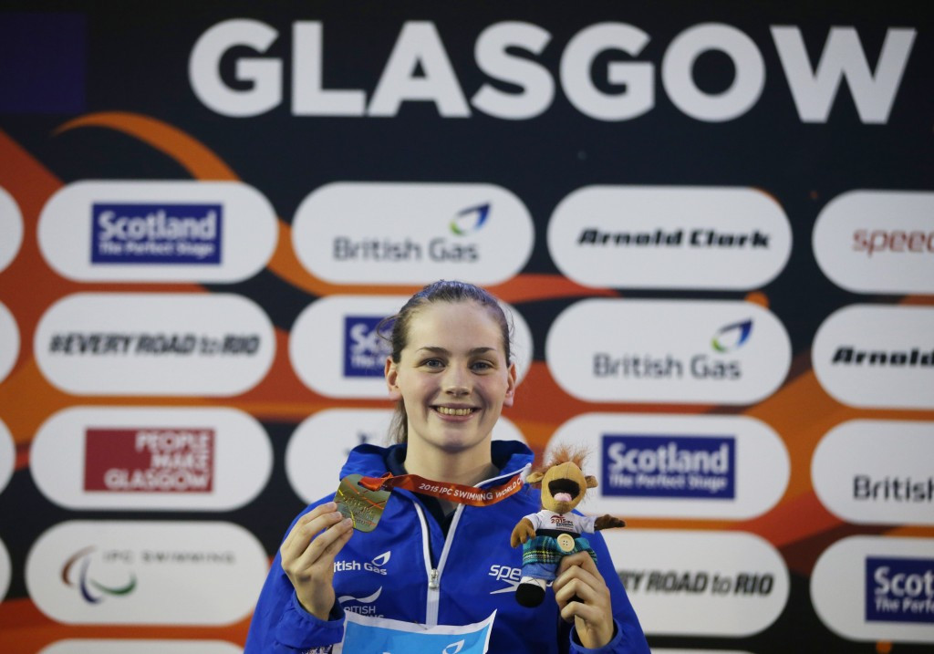 Scottish economy received £1.5 million boost from Glasgow's hosting of IPC Swimming World Championships, study claims