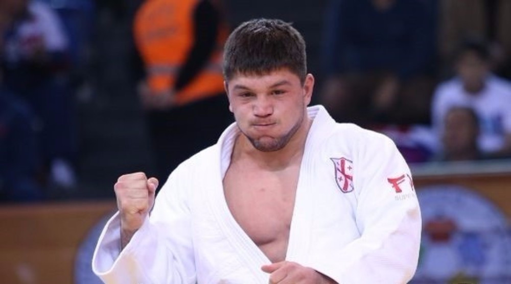 Beka Gviniashivili requires several impressive results to book his place at the Rio 2016 Olympic Games