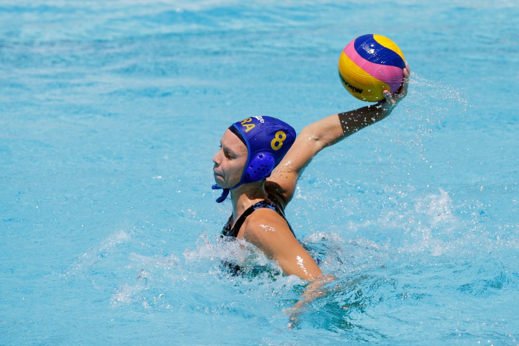 Brazil hold off Japanese fightback to earn first win at Women's Water Polo World League Intercontinental Tournament