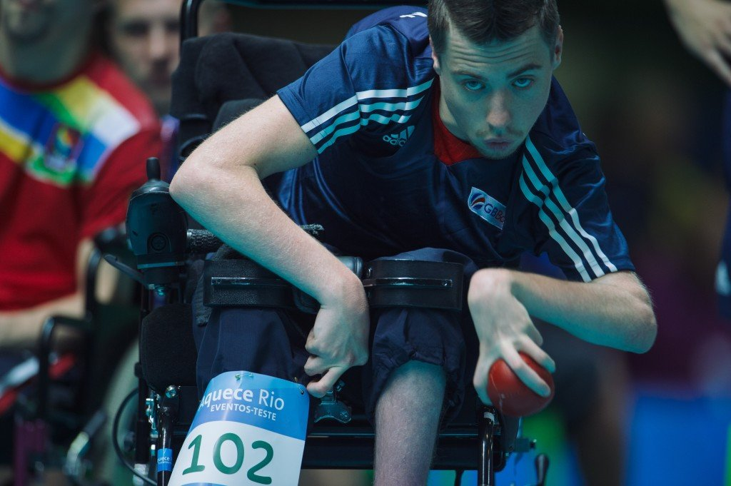 World champion Smith among Britain's team for World Individual Boccia Championships
