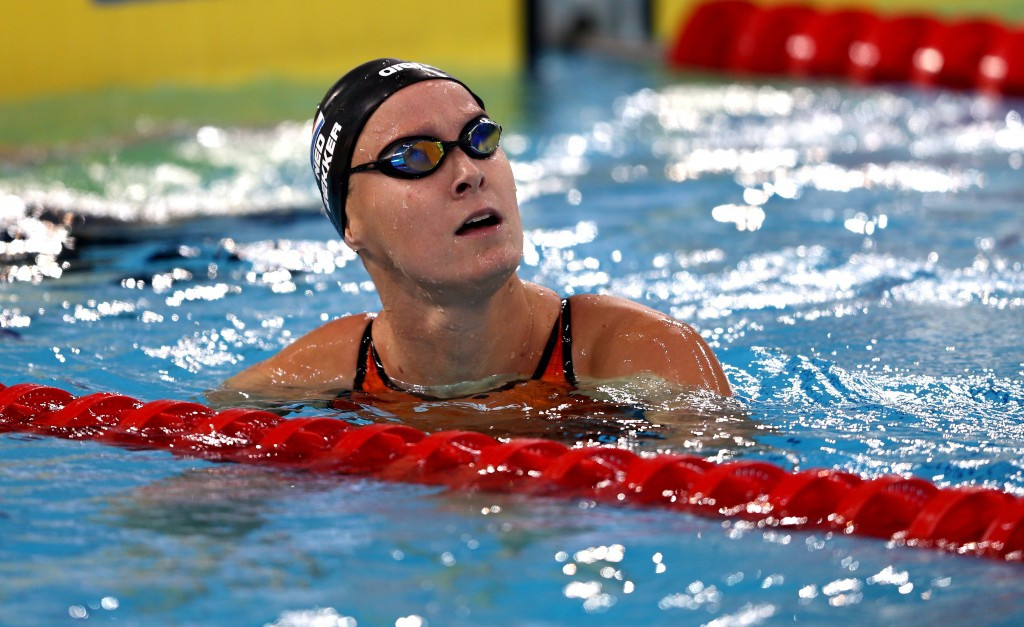 Dutch Olympic gold medal swimmer refuses to rule out Rio 2016 despite suffering from cancer