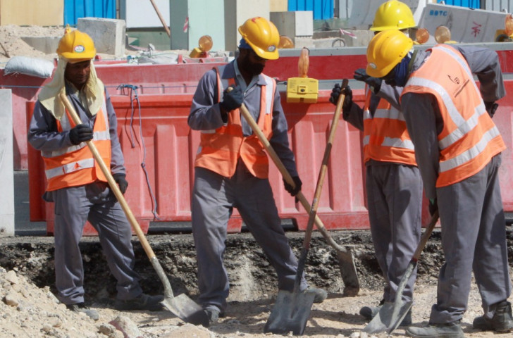 Two major FIFA sponsors speak out on conditions facing migrant workers in Qatar
