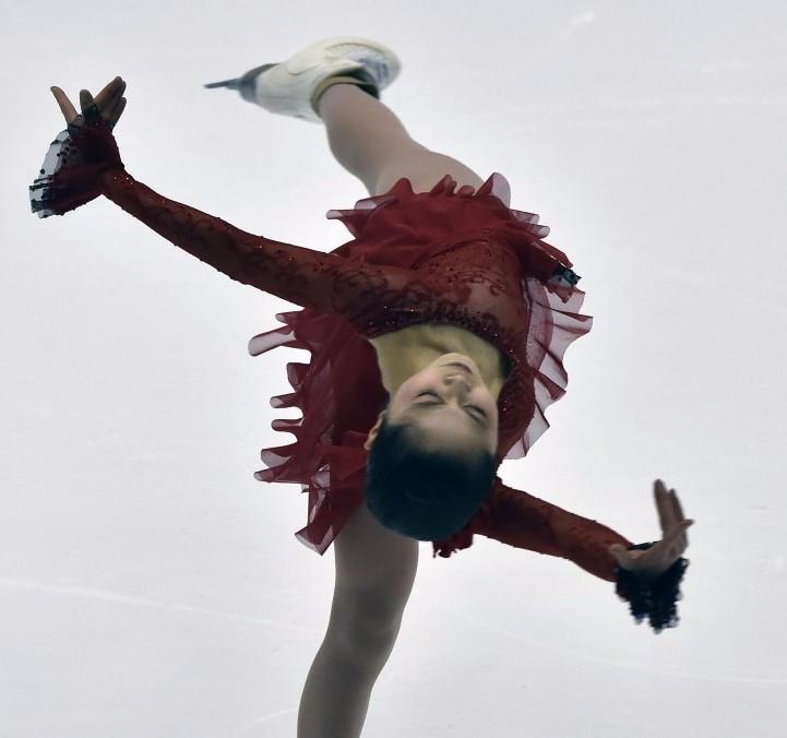 Miyahara excels in short dance at ISU Four Continents Figure Skating Championships