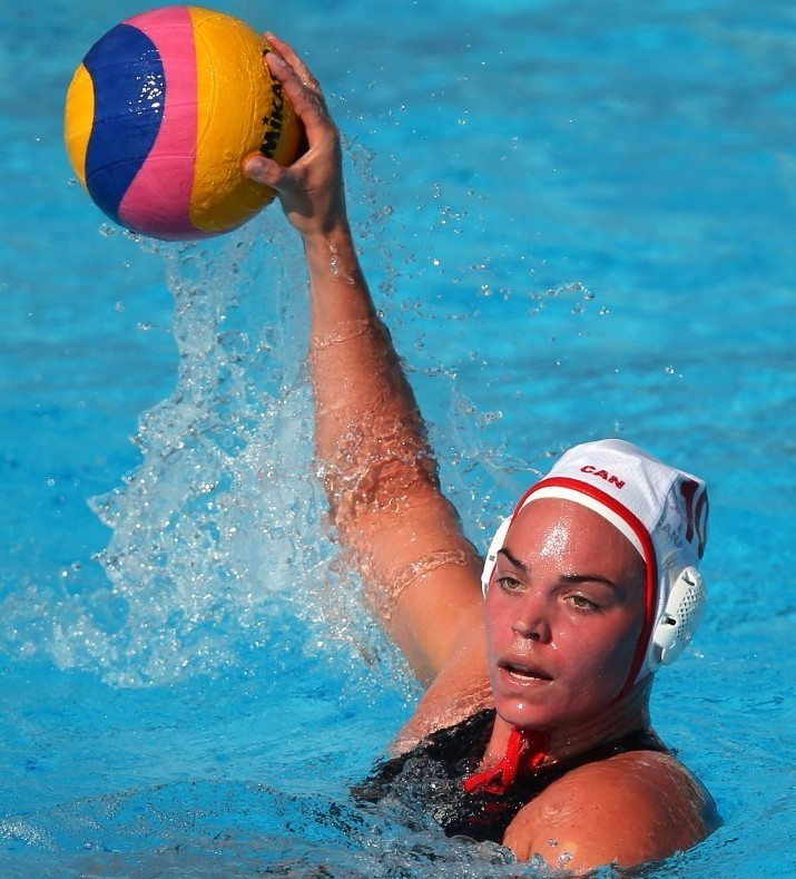 Canada claim tense victory over China at Women's Water Polo World League Intercontinental Tournament
