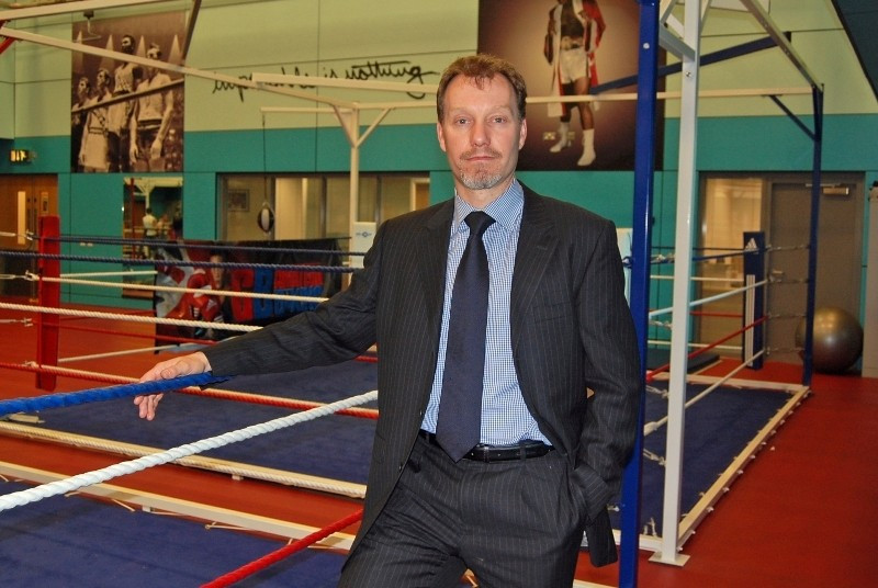 Participation in amateur boxing rose by 21 per cent during the four years Mark Abberley was the chief executive of England Boxing ©England Boxing