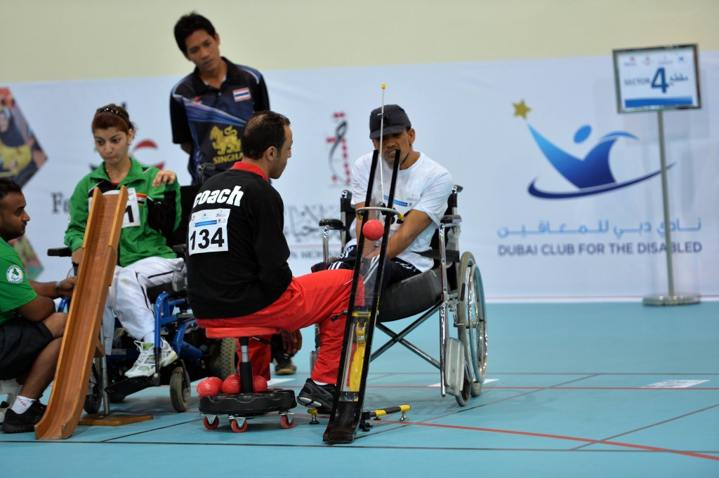 The new World Open event in May will be staged at the Dubai Club for the Disabled ©Dubai Sports Council