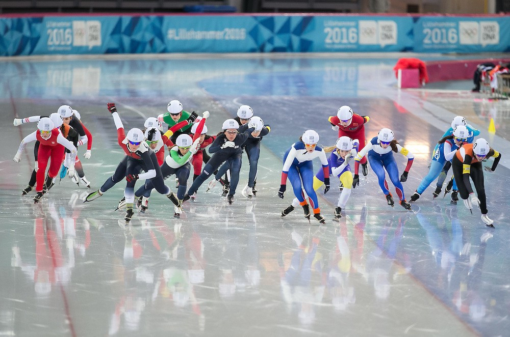 South Korea also emerged victorious in the women's mass start race as Park Ji Woo claimed gold