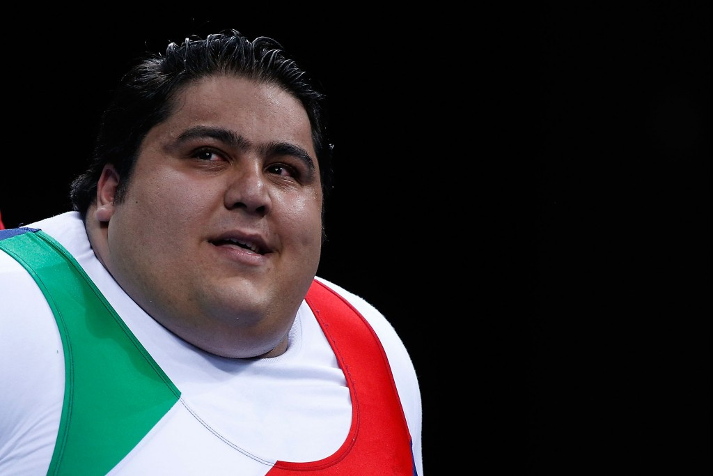 Rahman closes on 300kg milestone after breaking world record again at IPC Powerlifting World Cup