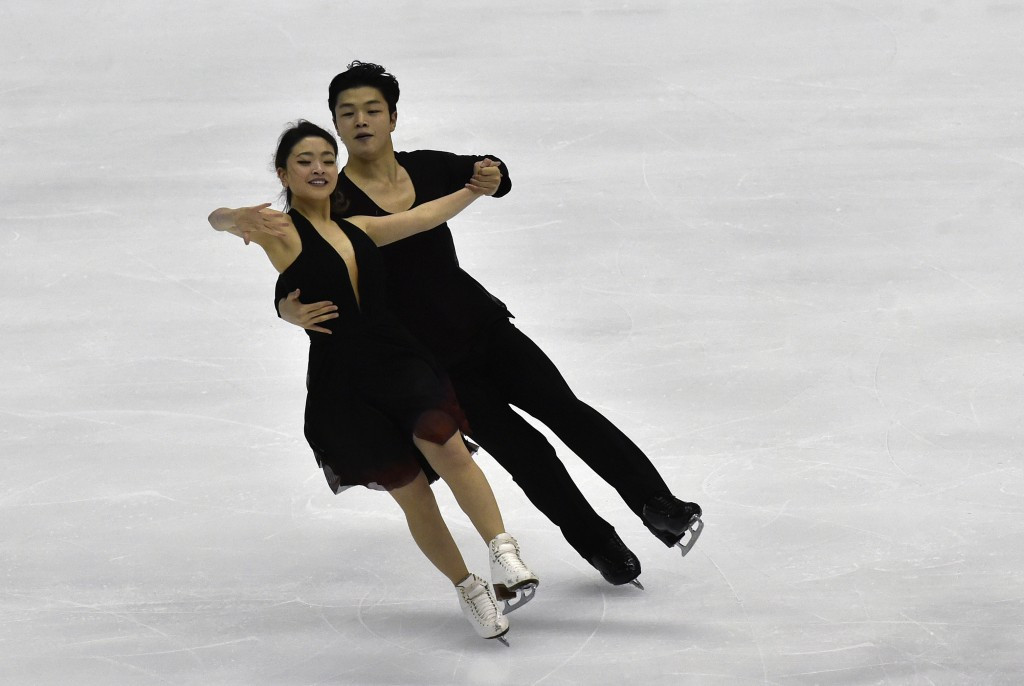 Shibutani siblings secure maiden ISU Four Continents ice dance title