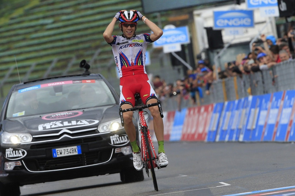 Zakarin earns Giro d'Italia stage 11 victory as breakaway succeeds again