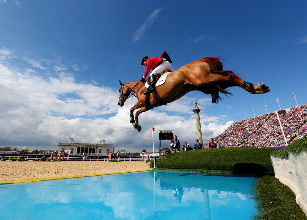 Equestrian has become the 15th sport to suspend its membership with SportAccord ©Getty Images
