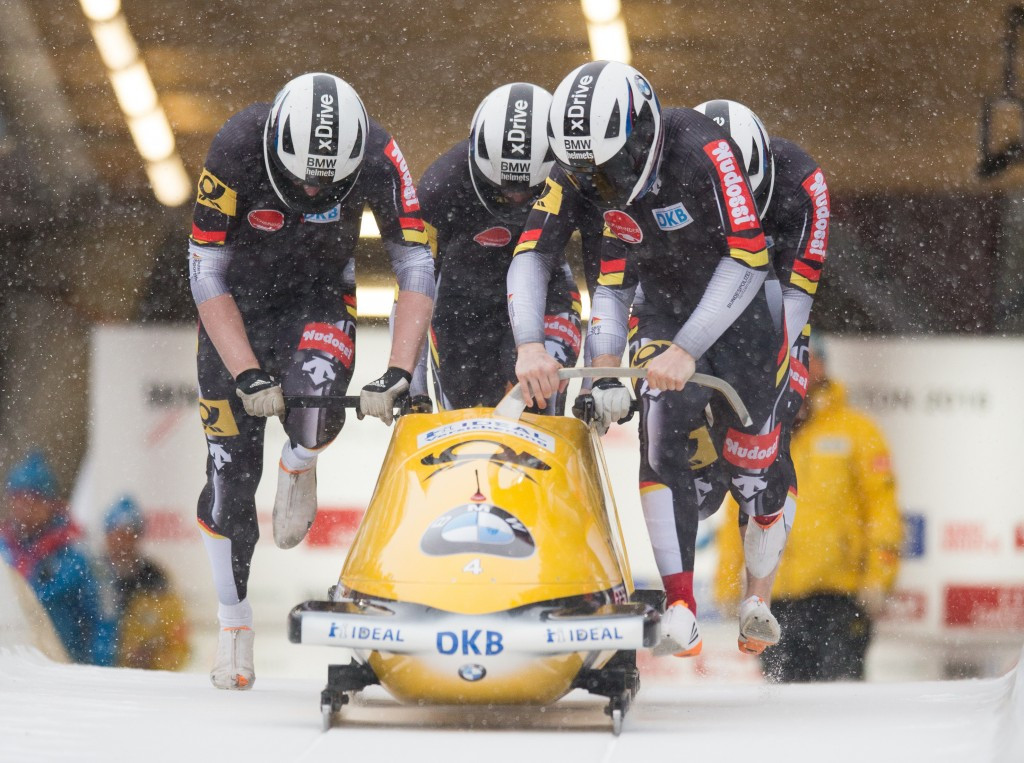 Discussions are continuing about including bobsleigh at the third edition of the Winter Youth Olympic Games in Lausanne, even though the nearest track is more than 400 kilometres away ©Getty Images