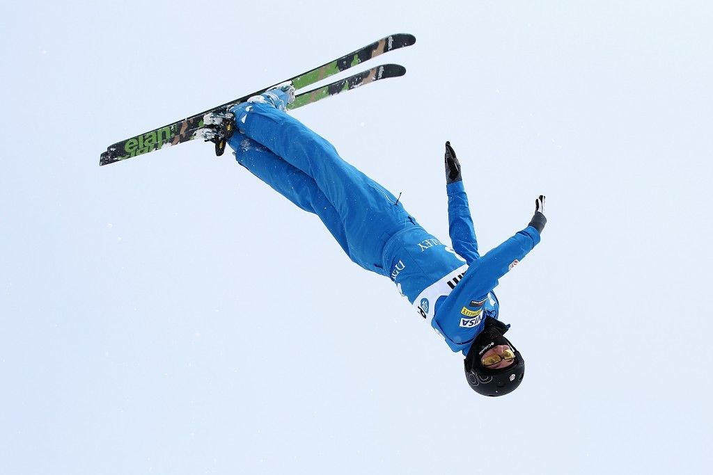 America's Christopher Lillis earned his first World Cup victory
