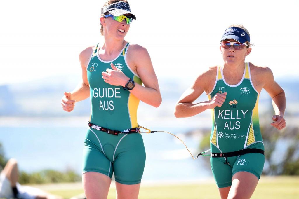 Australians dominate Oceania Paratriathlon Championships