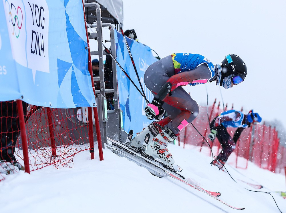 In pictures: Lillehammer 2016 day eight of competition