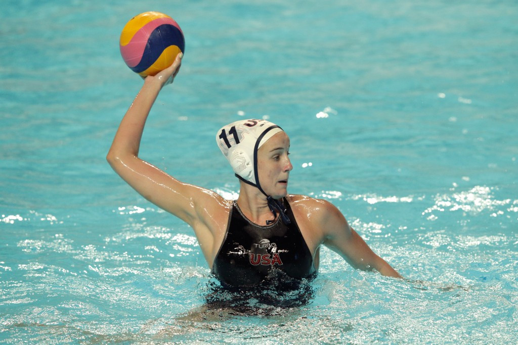 United States hand Australia first defeat of Women's Water Polo World League Intercontinental Tournament