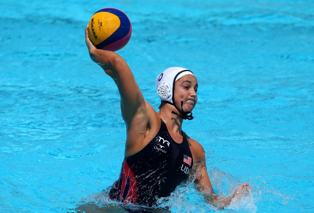 The United States will meet Australia again in tomorrow's gold medal match