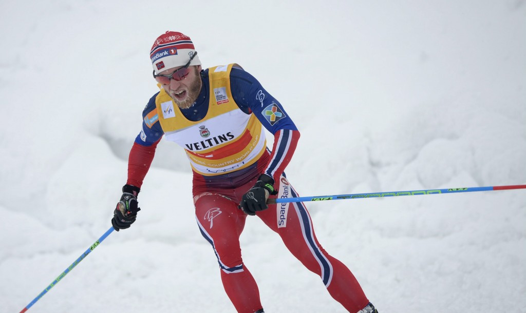 Norway dominate skiathlons at FIS Cross-Country World Cup