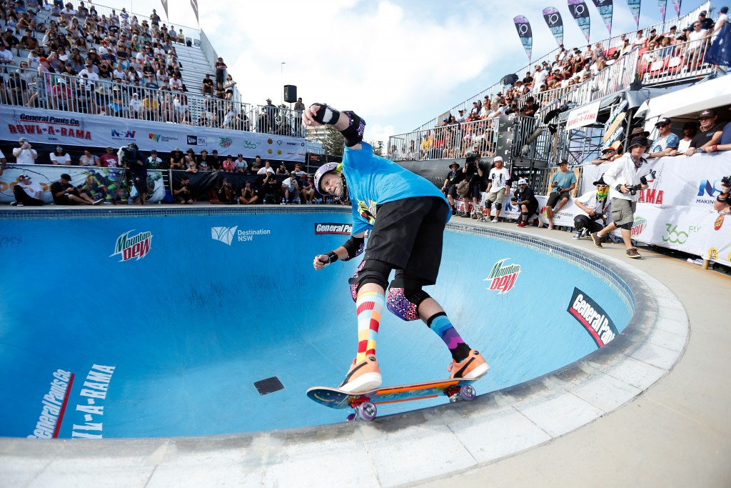 Exclusive: ISF President Ream set to head FIRS Commission running skateboarding competition at Tokyo 2020