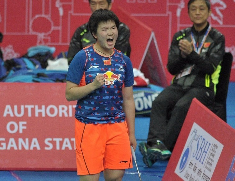 Top seeds China produce stunning comeback to win Badminton Asia Team Championship women's title