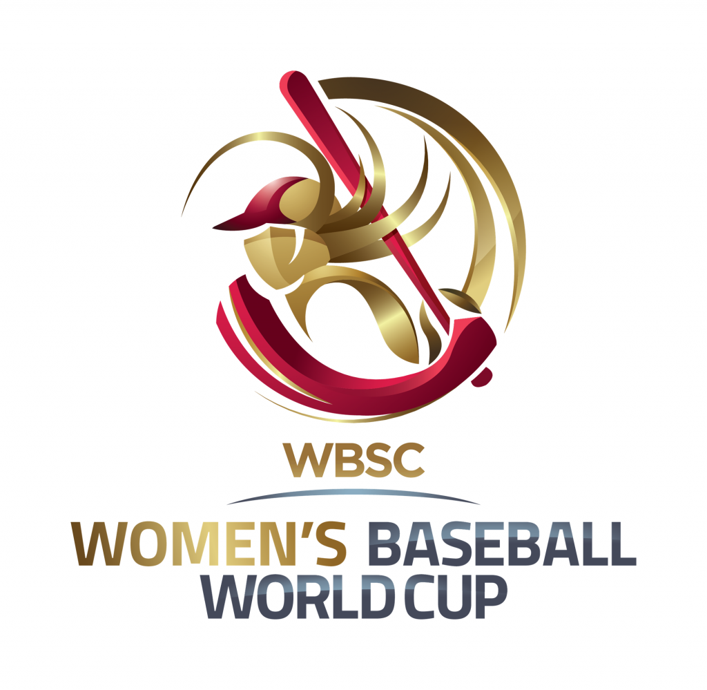 New logo launched for women 39 s baseball world cup and teams for Best modern logos 2016