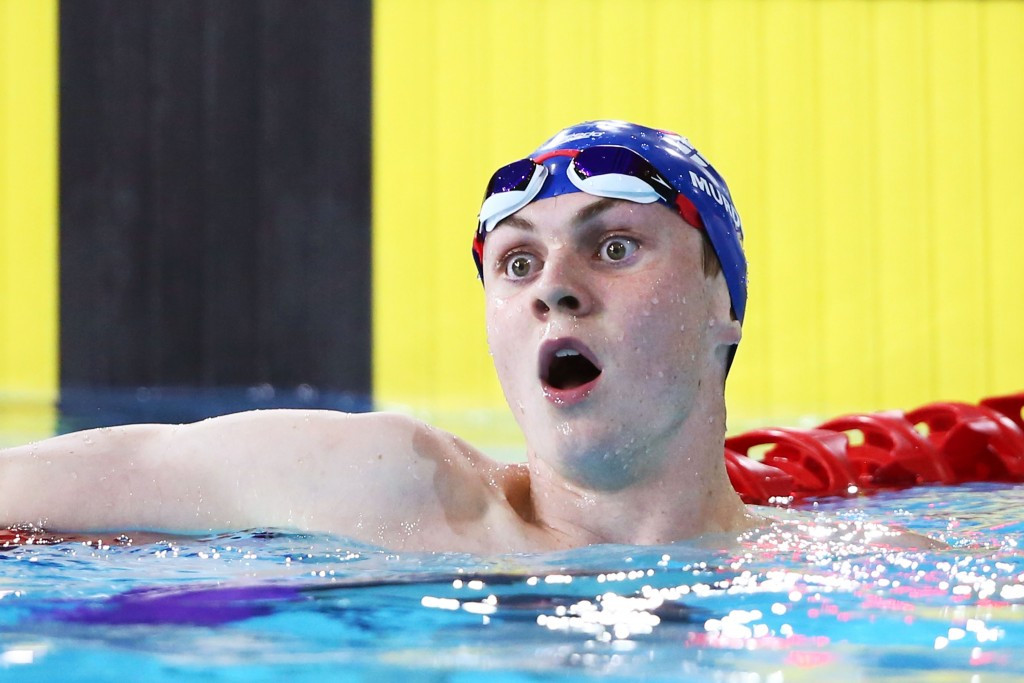 Murdoch hopes 2018 European Championships provides major boost to coverage of swimming