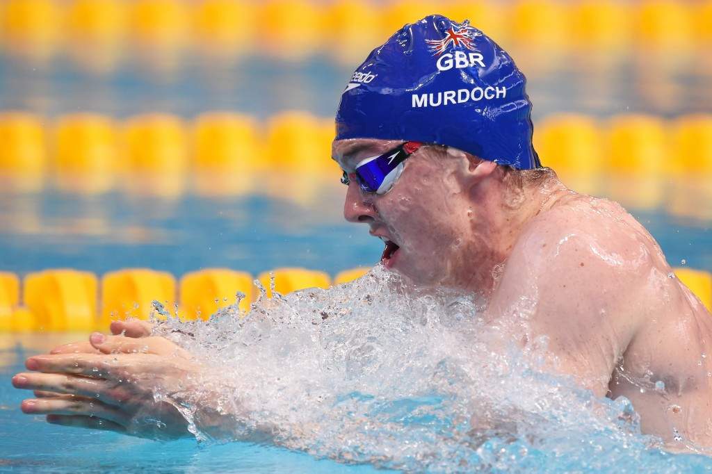 The Scot hopes the European Championships will help to boost coverage of swimming
