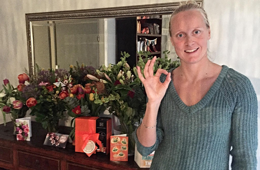 "Dutch swimmer admits cancer diagnosis ""unreal"" but reveals still training for Rio 2016"