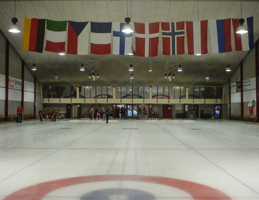 Taarnby Curling Club in Copenhagen will be the new host of this year's World Junior Curling Championships  ©Taarnby Curling Club
