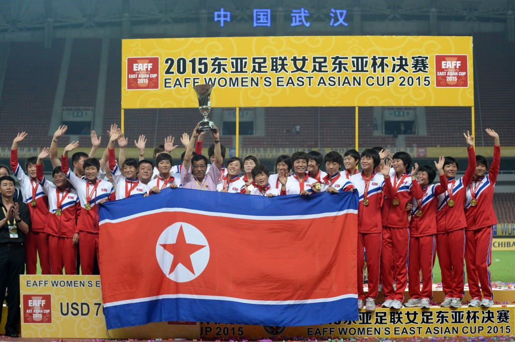 Japan relaxes ban on North Koreans to allow women's football team to enter Rio 2016 qualifier