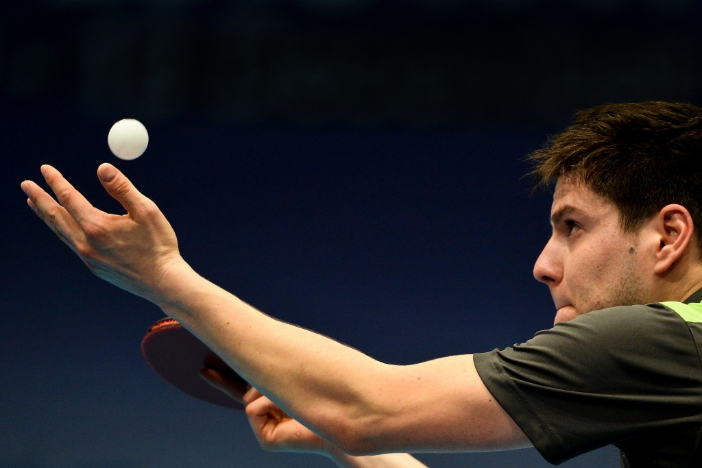 The withdrawal of Dimitrij Ovtcharov will come as a major blow to the German team ©Getty Images