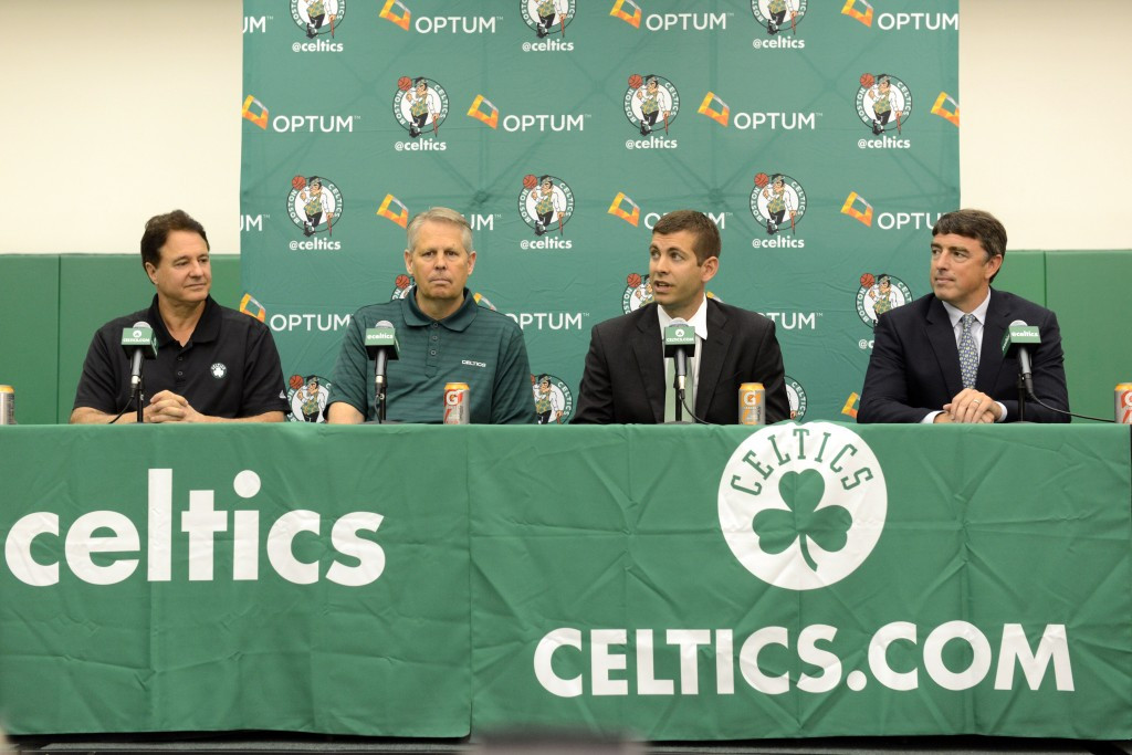 Boston 2024 appoint Celtics co-owner as new chairman